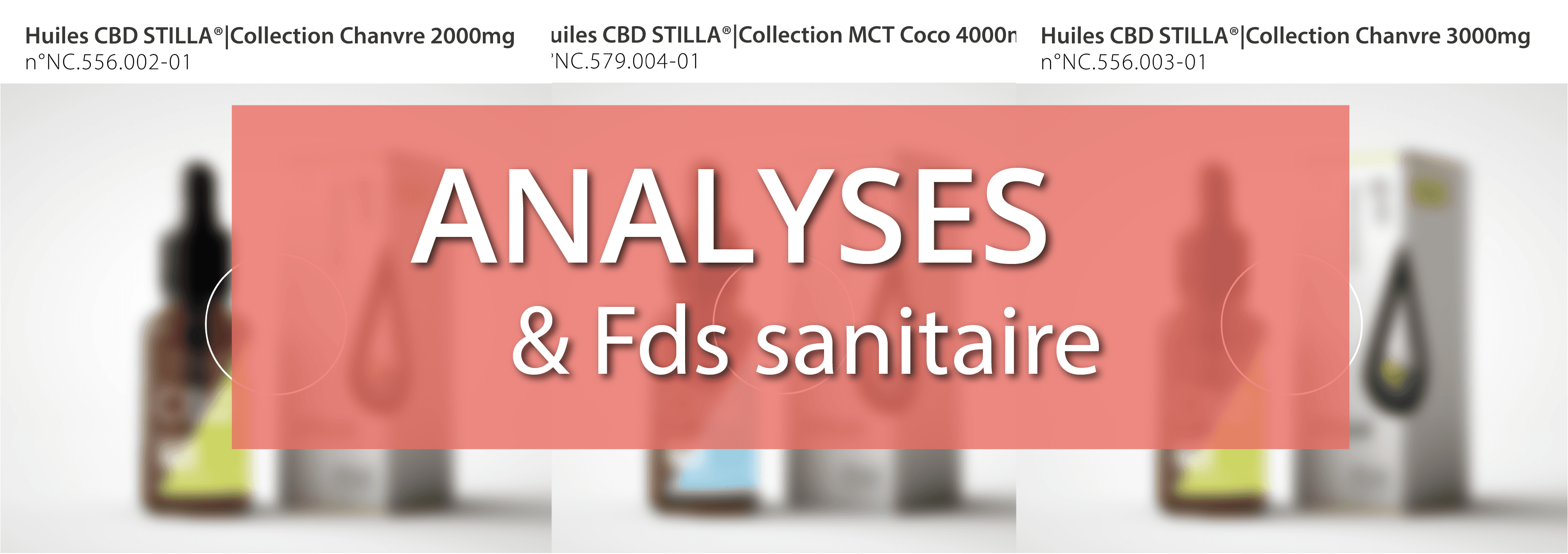 Analyses & Fds STILLA Laboratoire®
